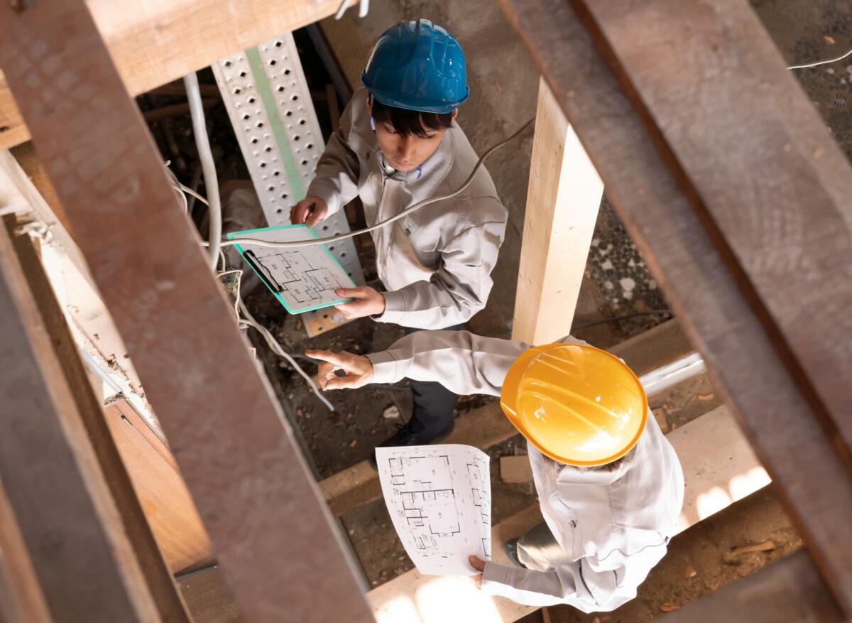 電気工事業界の動向