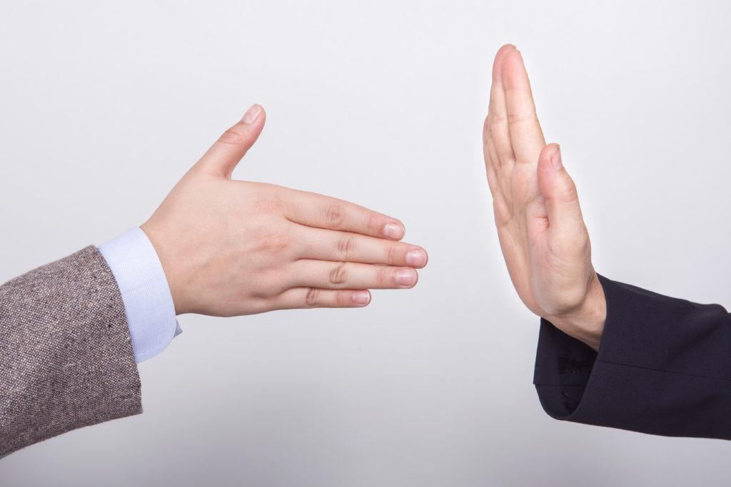 最終条件の交渉