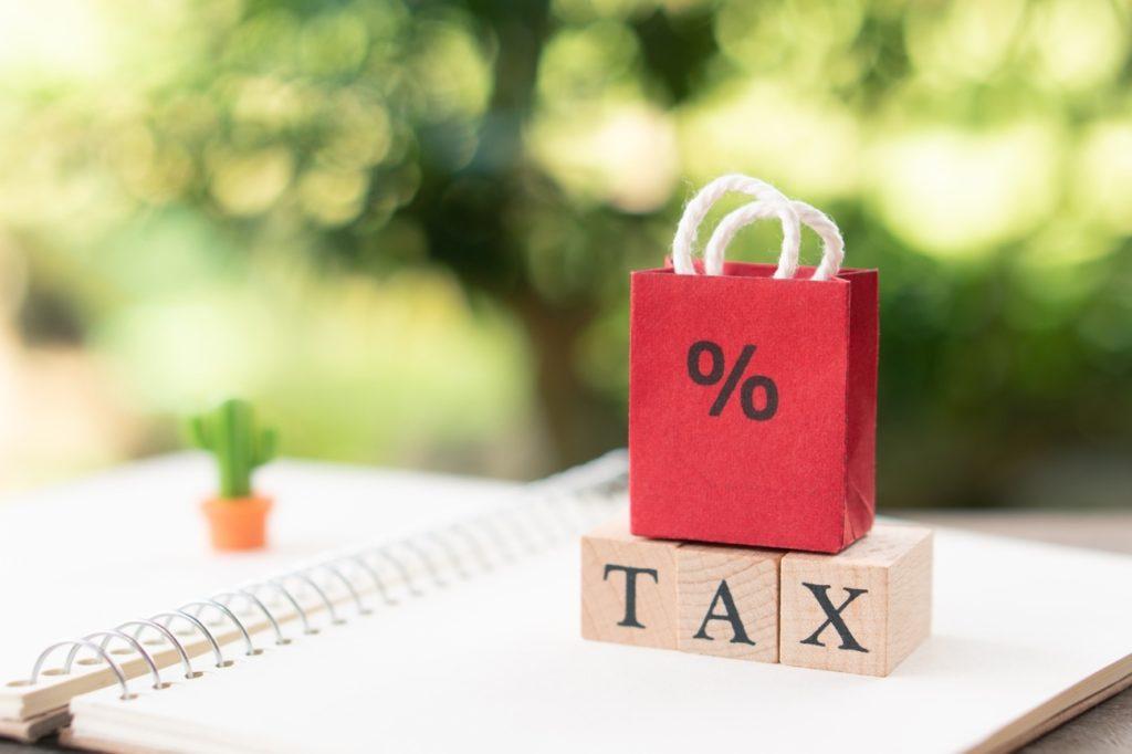 事業譲渡にかかる税金の種類と税率