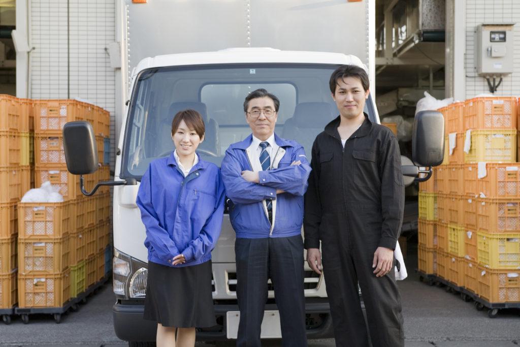 トラック(企業物流)業界の特徴