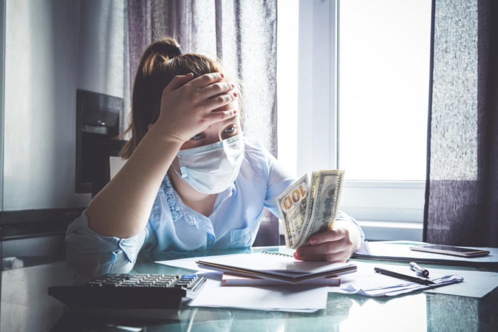 融資による自力再生が困難な場合