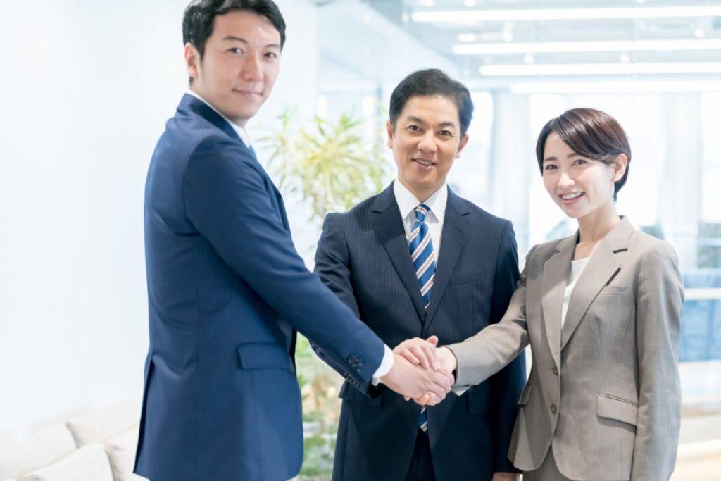 吸収合併された企業側の社員の処遇