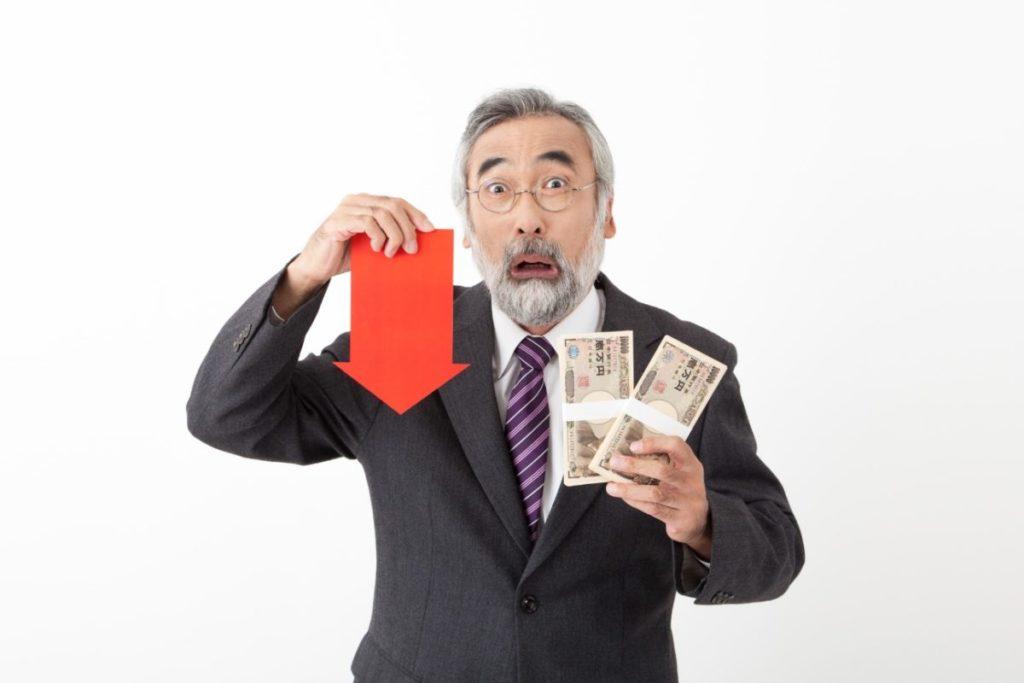 吸収合併された企業側の社員の退職金