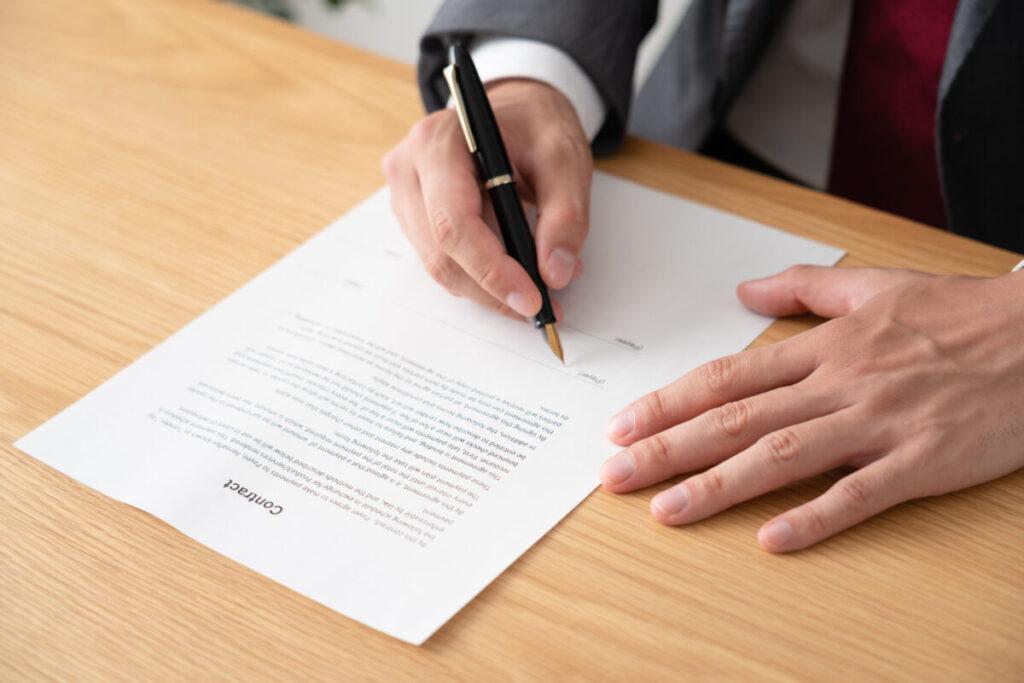 事業譲渡契約書とは