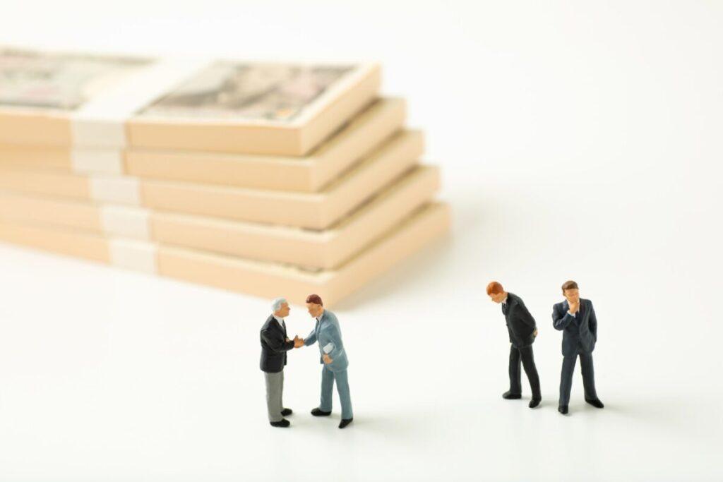 事業譲渡では「債権者保護」も協議