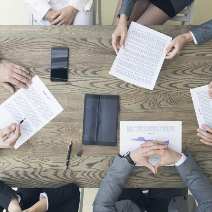 M&Aをする場合に必要な契約書の種類と役割、書式と注意点を解説