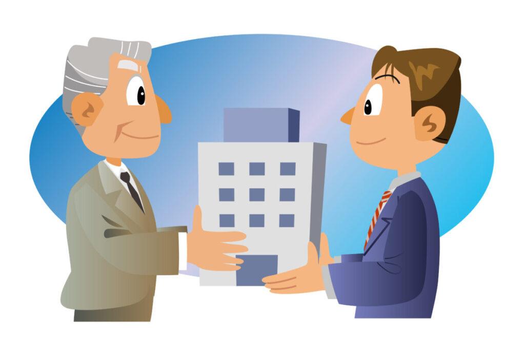 事業譲渡で何が承継されるか